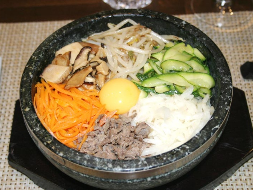 Korean Dish to try this June - Dolsot Bibimbap
