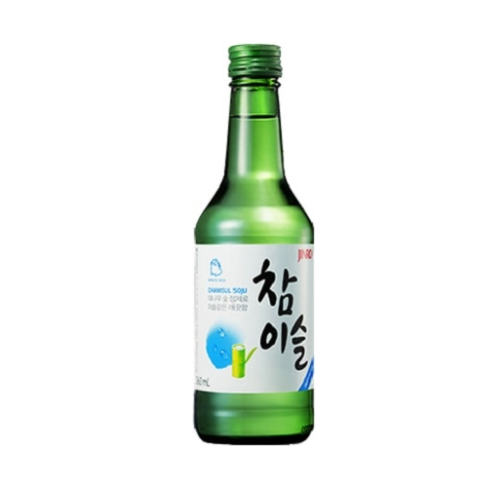 Soju 17.8% (Korean sake) 350ml