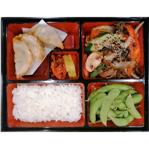 SPICY BEEF BULGOGI BOX
