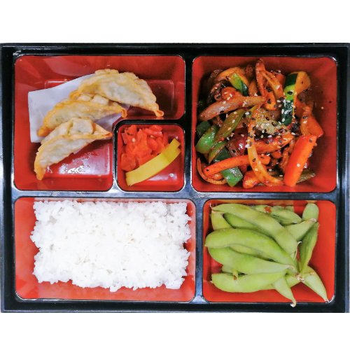 SPICY CHICKEN BULGOGI BOX