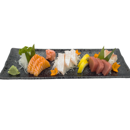 Assorted Sashimi 12pc