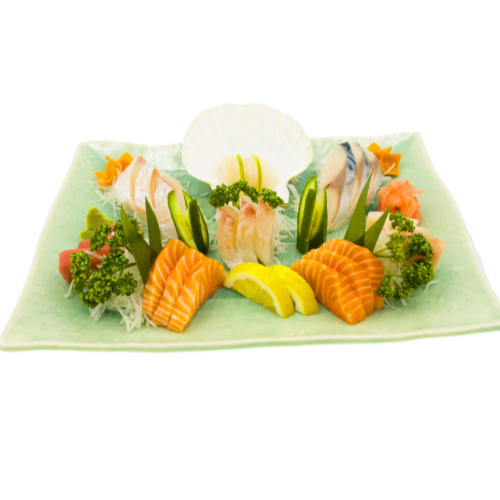 Assorted Sashimi Deluxe 24pc