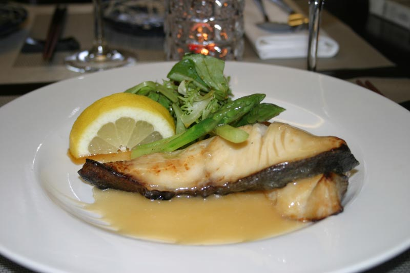 Black Cod Misoyaki with Rice