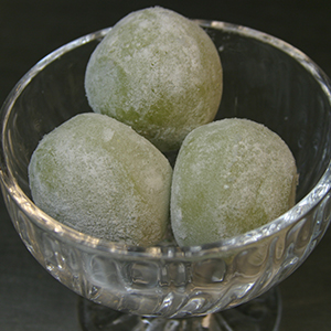 Green Tea Mochi Ice cream